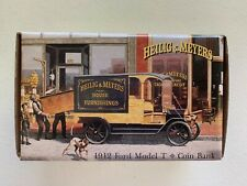 HEILIG-MEYERS 1912 FORD MODEL T COIN BANK
