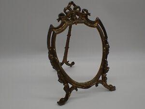 cadre ancien en bronze de  style Louis XV