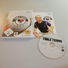Rockstar Games präsentiert Tischtennis Nintendo Wii