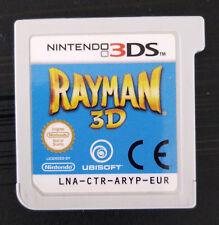 Nintendo 3DS - Rayman 3D