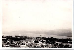 Liban, Beyrouth, secteur du fleuve Vintage silver print  Tirage argentique