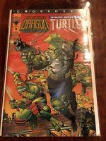 THE SAVAGE DRAGON TEENAGE MUTANT NINJA TURTLES CROSSOVER #1 (1993) MIRAGE COMICS