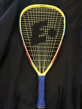 """E-Force Titanium Bedlam Lite 170 Racquetball Racquet 22"""" Longstring Technology"""