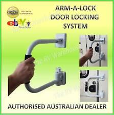Arm-a-lock Security Door Handle Caravan Motorhome Fiamma Camper RV Jayco Parts