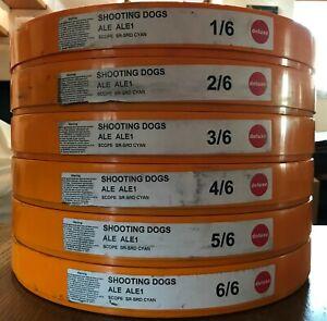 Kino # 35mm # Spielfilm # CinemaScope # SRD+Cyan # Shooting Dogs # deutscher Ton
