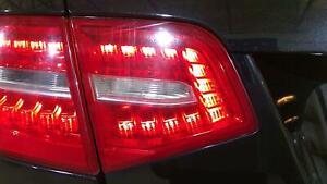 09-11 Audi A6 Sedan Driver Left Inner Tail Light Assembly (Lid Mounted)