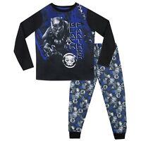 Black Panther Pajamas I Boys Marvel PJs I Kids Marvel Black Panther Pyjamas