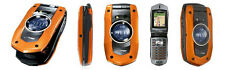 NO CAMERA Casio G'zOne Boulder C711 Orange Verizon Phone Page Plus Straight Talk
