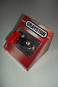 GRAYSTON STARTER PANEL- race/rally/autograss/kitcar/trackday/sprint/