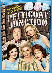 Petticoat Junction -  The Official First Season, New DVD, Smiley Burnette,Mike M