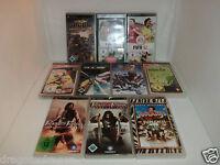 10 x Spiele / Games für Sony PSP (Monster Hunter, FIFA, Prince of Persia, u.v.m)