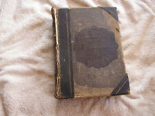 People's Cyclopedia of Universal Knowledge Volume 2 L-Z 1800's