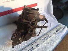 Chrysler products /Carter carburetor, 6-1543, 1 venturi.  USED.   Item:  5272