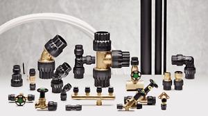 JRG Sanipex MT Rohr Fitting Winkel Übergang T-Stück Kupplung Bogen Dose Reduzier