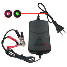 Car Battery Charger Maintainer Auto 12V Trickle RV for Truck Motorcycle US Plug