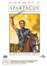 Spartacus (DVD, 2004, 2-Disc Set) Kirk Douglas, Tony Curtis