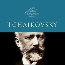 GREAT COMPOSERS, THE - TCHAIKOVSKY NEW DVD