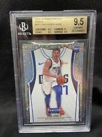 Luka Doncic 2018-19 Panini Threads #101 Jersey Dazzle BGS 9.5 GEM MINT R01