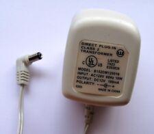 B152Dm120010 Ac Adapter Power Supply, 12 Volt 100 mA (+) Polarity Plug