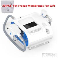 Fat Freeze Slimming Machine Vacuum Cooling Fat Freezer Body Contouring Body Chin