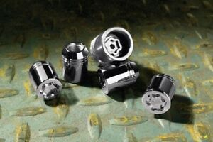 New Genuine OEM Factory Nissan Locking Wheel Lug Nuts 999H1-A7003 Sealed In Bag