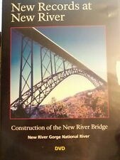 DVD: New Records at New River Gorge National River - Construction of Bridge