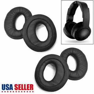 2 Pairs Of Replacement Ear Pads Fits Sony MDR-RF985R / MDR-RF970R Headphones USA