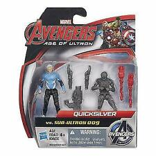 2015 Hasbro Marvel Avengers Age of Ultron Quicksilver Mini Figure 2-pack