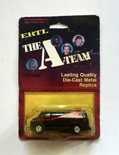 ERTL A-Team Vintage Die-Cast BA Van 1/64 Toy Car