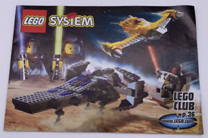 Lego Systems 1999 Product Catalog Pamphlet Booklet Lego Club Flyer