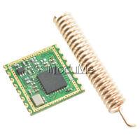 433MHz LoRa SX1278 Long Range RF Wireless Module DRF1278F For Arduino MO