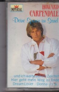 Howard Carpendale-Deine Spuren Im Sand Music Cassette