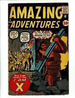 Atlas  Amazing Adventures #4 1961 Silver Age   J. Kirby / S.Ditko Art