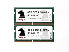 16GB kit (2x8GB) DDR4 2400MHz PC4 19200 SODIMM MEMORY For LAPTOP