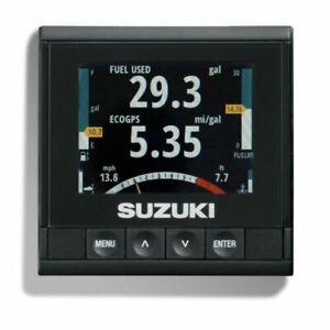 BRAND NEW OEM 990C0-01C10 Suzuki Outboard SMIS Multifunction LCD Gauge Display