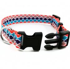 Halsband Hundehalsband Bunt für kleine und mittlelgroße Hunde