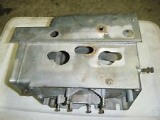 1970 Ski Doo Alpine 399 Engine Motor Cylinder Fan Shrouds pn: 911816 and 911800
