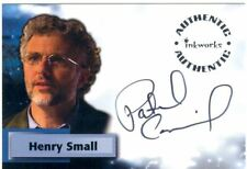 Smallville Season 2 Autograph Card A14 Patrick Cassidy as Henry Small