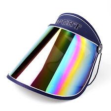 Sun Visor Mens Hat Cap UV Protection Block Hiking Golf Tennis Outdoor Sports