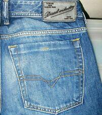 *HOT AUTHENTIC Men's DIESEL @ ZATHAN Art 73I Regular BOOTCUT Denim Jeans 30 x 30