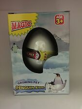 Magic Hatching PENGUIN EGG Growing In Water Toys Children Kids Gift Toy, NEW