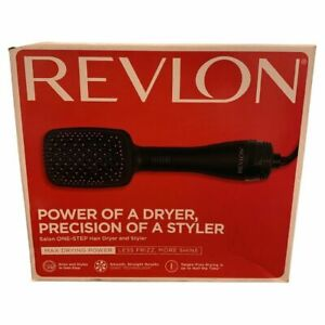 Revlon Pro Collection One Step Hair Ionic Dryer and Brush Styler RVDR5212