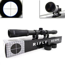 4X 20mm Telescopic Rifle Scope Sight Rifles Crossbows Airsoft Air Rifles Hunting