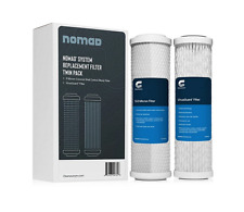 Clearsource NOMAD REPLACEMENT FILTER TWIN PACK - 5 Micron Filter + VirusGuard