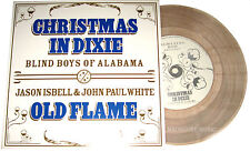"""BLIND BOYS OF ALABAMA 7"""" Christmas In Dixie / Old Flame RECORD STORE DAY Black F"""