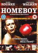 HOMEBOY New Dvd R2 MICKEY ROURKE ***