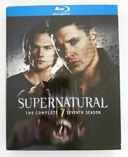 BLUE RAY | SUPERNATURAL | SPRACHE ENGLISCH | COMPLETE SEVENTH SEASON 7