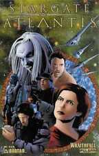 STARGATE ATLANTIS WRAITHFALL #1 (2006) VF AVATAR PRESS