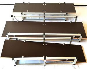 3 in 1 Welpenspielzeug Balancierbrett Wackelbrett Wippe Brücke Agility 3 Modelle