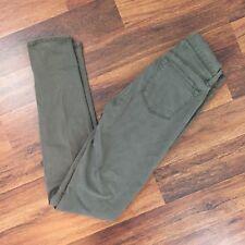 40e42aa70fbd97 J Brand Womens Size 26 Super Skinny Pants Cypress Pants Sateen